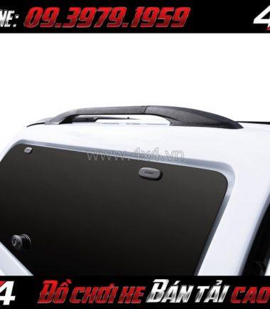 Picture: Nắp thùng cao CarryBoy SO Series thể thao giá rẻ dành cho xe off-road ở Sài Gòn