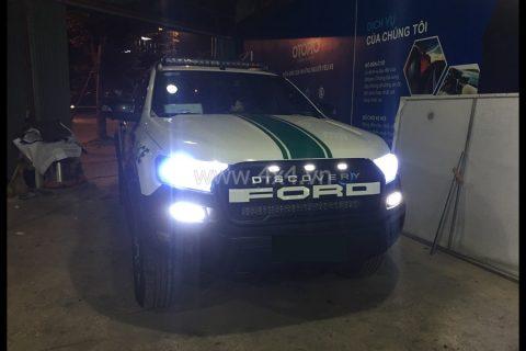 Những cách tăng độ sáng cho Ford Ranger hiệu quả nhất 2018 2019