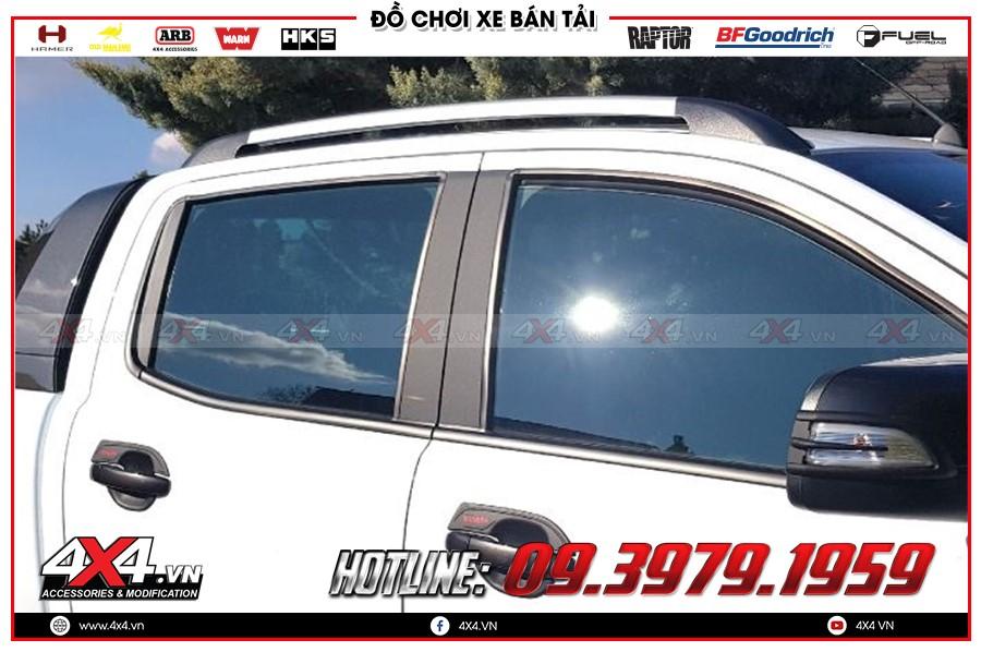 Tư vấn thay baga mui dành cho xe Ford Ranger 2020 sao cho chất tại 4x4