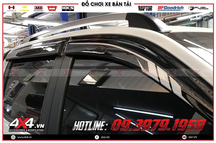 Độ baga mui cho xe Ford Ranger 2020 cực khủng tại 4x4