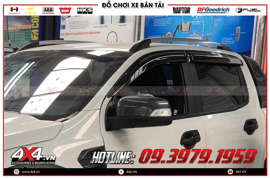 Giá bán baga mui dành cho xe Ford Ranger 2020 nhập khẩu Thailand