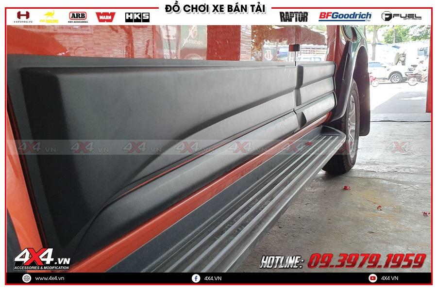 Lưu ý khi gắn ống thở dành cho xe Chevrolet Colorado 2020 sao cho chất tại 4x4