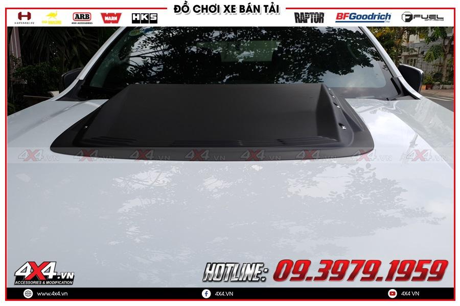 Các mẫu nắp capo cho xe Chevrolet Colorado nhiều kiểu dáng màu sắc tại 4x4