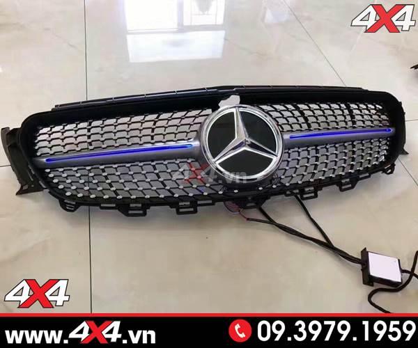 Mặt nạ độ mẫu Diamond Sport cao cấp màu Silver hoặc Black , chất liệu nhựa pp S+
