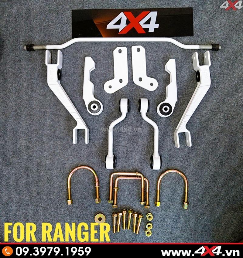 Gắn thanh cân bằng cho xe Ford Ranger 2020 2021 Balance Arm JS1 chính hãng tại Sài Gòn