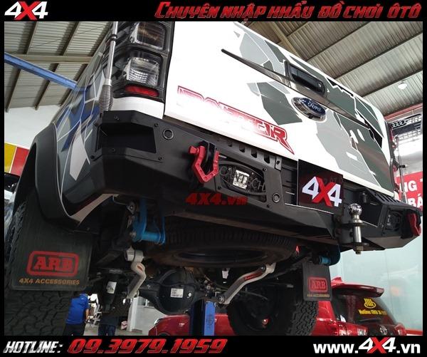 Gắn thanh cân bằng cho xe Ford Ranger 2020 Balance Arm JS1 chính hãng Thái Lan tại HCM