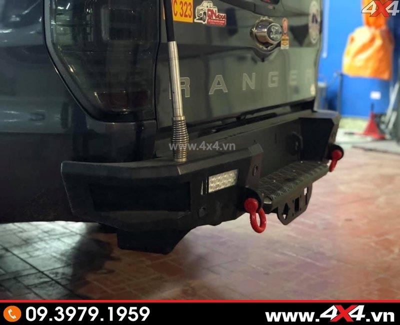 Chuyên thay cản sau Hamer dành cho xe Ford Ranger nhập khẩu Thái Lan