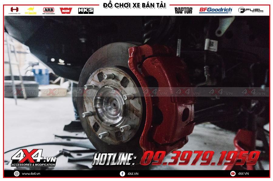 Chuyên cung cấp các trang thiết bị Độ Đệm đôn bánh 20-9 ford ranger giá cực rẻ