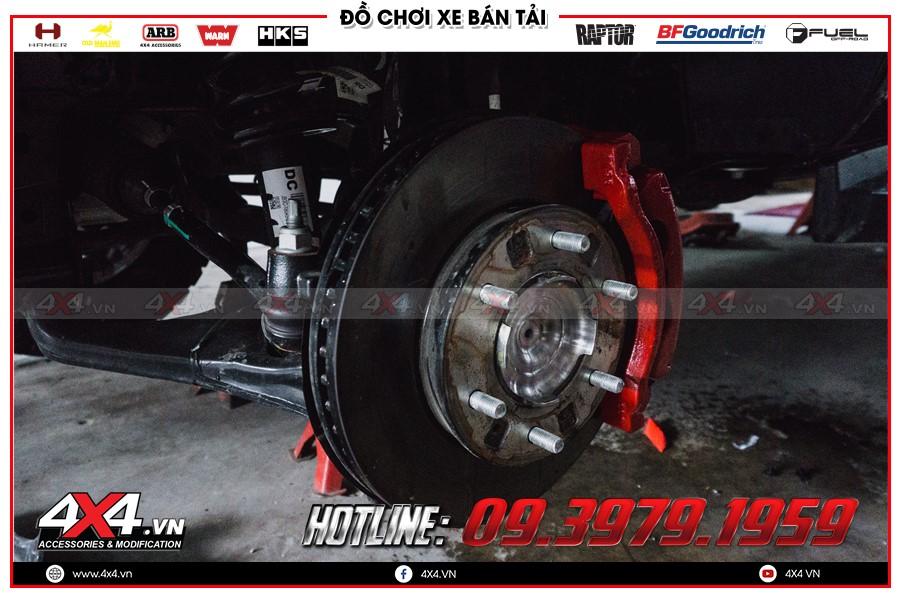 Chuyên bán các trang thiết bị Độ Wheel Spacer ford ranger 4x4 mt giá cực rẻ