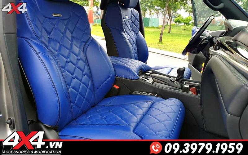 Bộ nội thất MBS độ cho xe sang Lexus 570 và Toyota Land Cruiser đẳng cấp và sang trọng