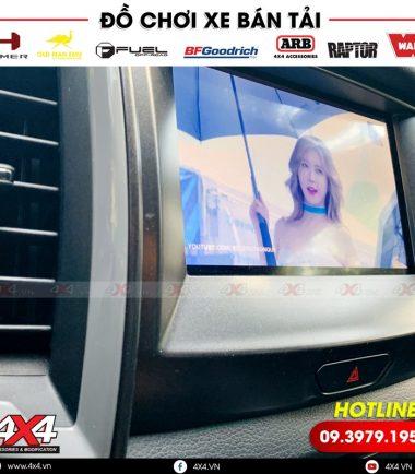 Việt hóa và nâng cấp màn hình SYNC3 thành SYNC 3.4 bản mới nhất 2020