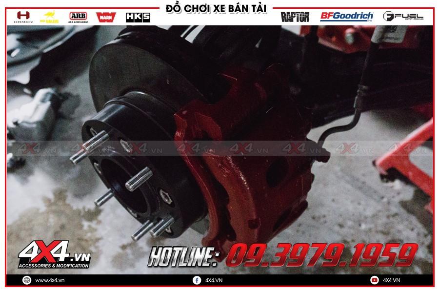 Chuyên phân phối các trang thiết bị Độ Wheel Spacers isuzu dmax 1 9 cực bền và đẹp