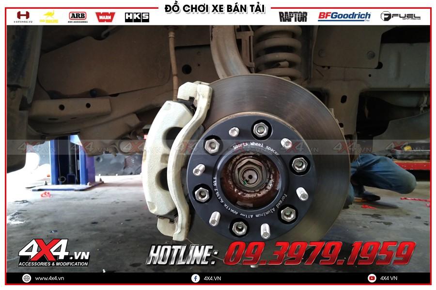 Chuyên phân phối các sản phẩm Độ Wheel Spacer xe isuzu dmax 2010 giá cực ưu đãi