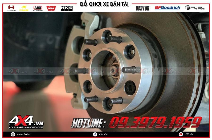 Chuyên cung cấp các sản phẩm Độ Wheel Spacer isuzu dmax 2010 cực cao cấp