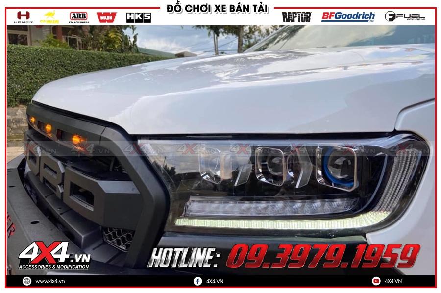 Xả kho Độ đèn pha mẫu Bugatti Chiron Xe Bán Tải Ranger rẻ nhất