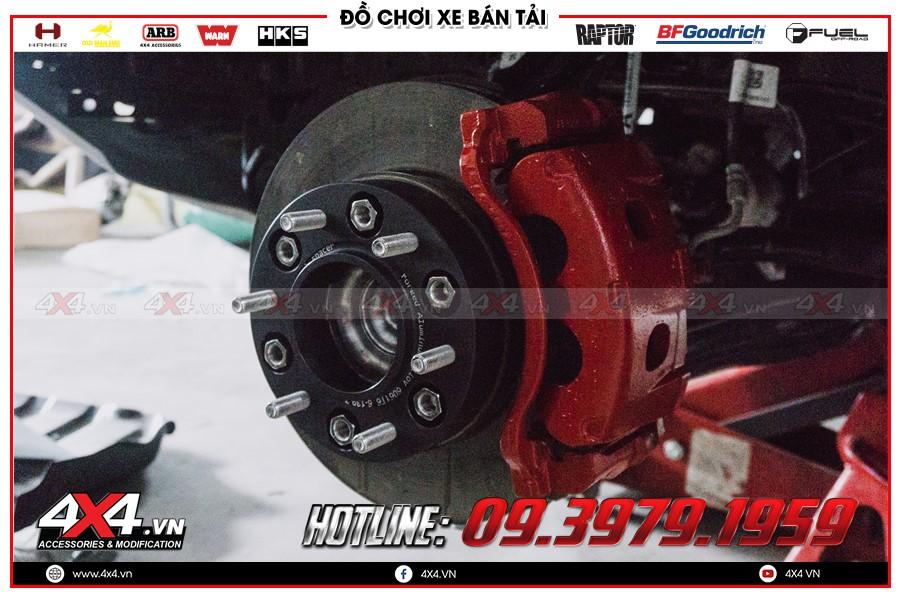 Chỉ dẫn mua Độ Đệm đôn bánh xe mazda bt50 2019 tại TP Hồ Chí Minh