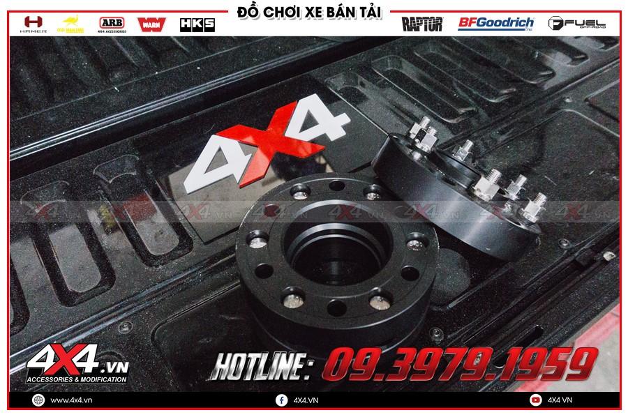 Chuyên phân phối các trang thiết bị Độ Spacer mazda bt50 off road giá cực tốt