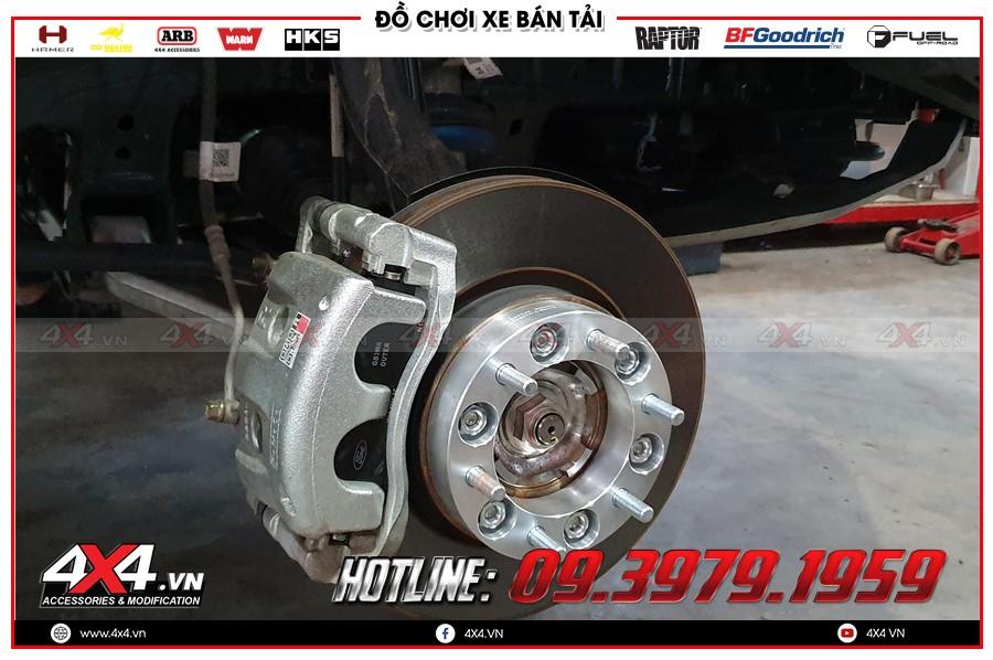 Chuyên phân phối các sản phẩm Độ Wheel Spacers mazda bt50 2018 cực đẹp