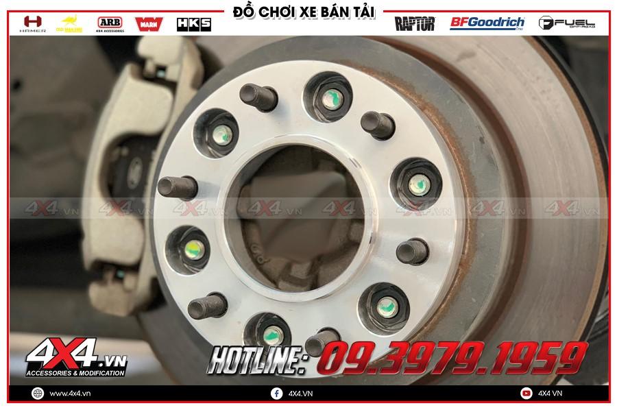 Chuyên bán các trang thiết bị Độ Spacers nissan navara 4x2 mt cực chất lượng