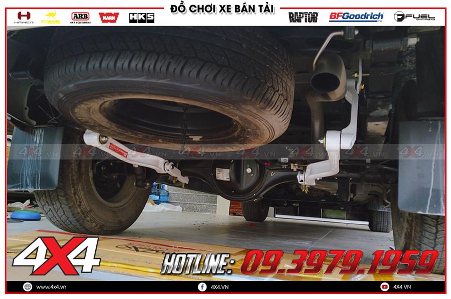 Chuyên lắp đặt Thanh cân bằng Mazda BT50 giá cực tốt TPHCM