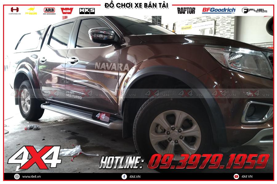 Giá ốp cua lốp dành cho xe bán tải hàng nhập Thái Lan
