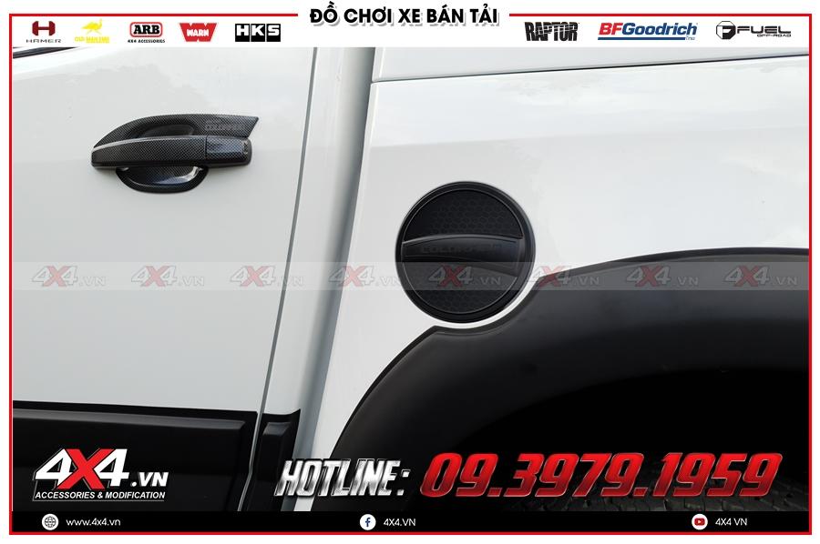 Hình ảnh bộ ốp Chevrolet Colorado chất lượng nhất tại Xưởng độ 4x4