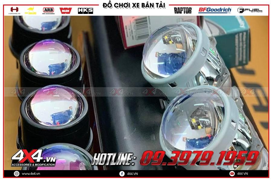 Hướng dẫn Isuzu Dmax Độ bi LED lên chóa Zin giá rẻ nhất