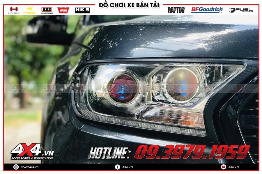 Tin tức Độ bi LED Isuzu Dmax giá tốt dành cho Isuzu Dmax