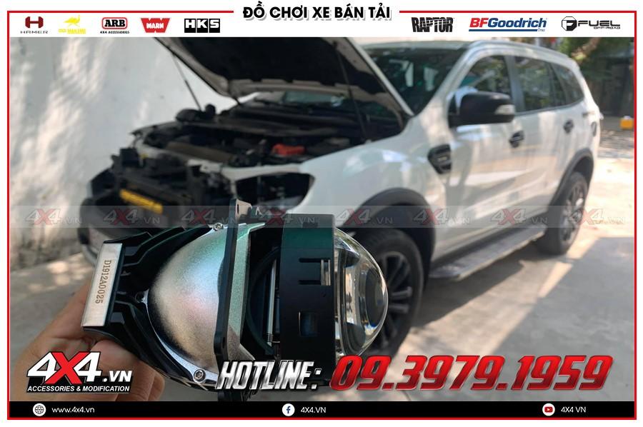 Chuyên Độ bi LED Toyota Hilux giá tốt nhất dành cho Toyota Hilux