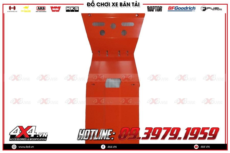 Giáp gầm xe Isuzu Dmax giá khuyến mãi khủng tại TPHCM Shop 4x4