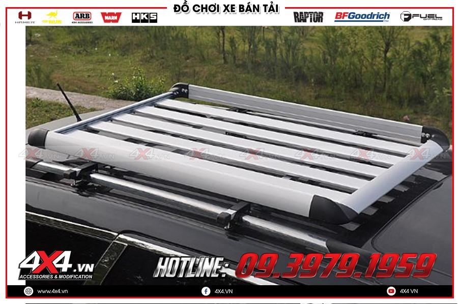 Chuyên bán giá nóc xe isuzu dmax 2010 nhập khẩu chất lượng cao
