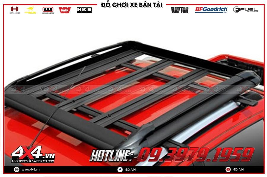 Độ gá nóc xe mitsubishi triton 2009 cực chất tại Workshop 4x4 HCM