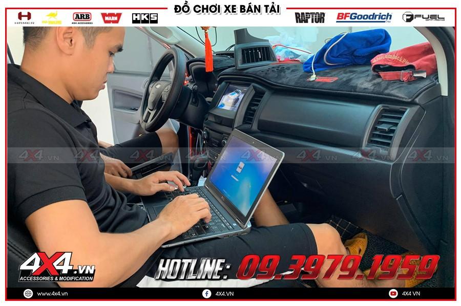 Giải đáp địa điểm nâng cấp Syn 3 ford ranger độ chất lượng tại TP Hồ Chí Minh