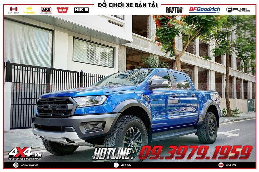 Chuyên cung cấp mâm Fuel dành cho xe Ford Ranger hàng nhập Thailand