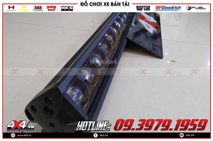 Độ đèn led bar trợ sáng dành cho Mitsubishi Triton ở đâu phổ biến nhất?