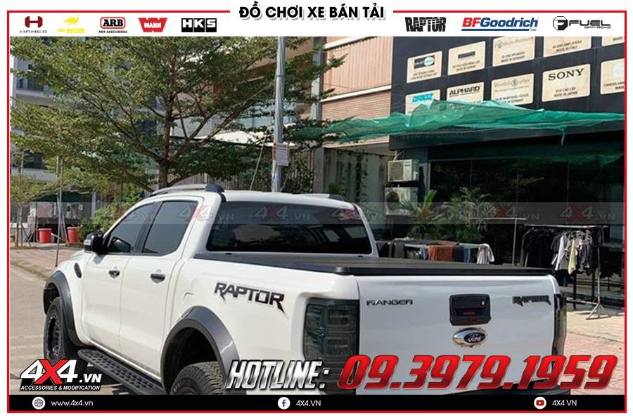 Gara 4x4 là địa chỉ độ cửa hít tự động xe Ranger Raptor chuẩn nhất 2020