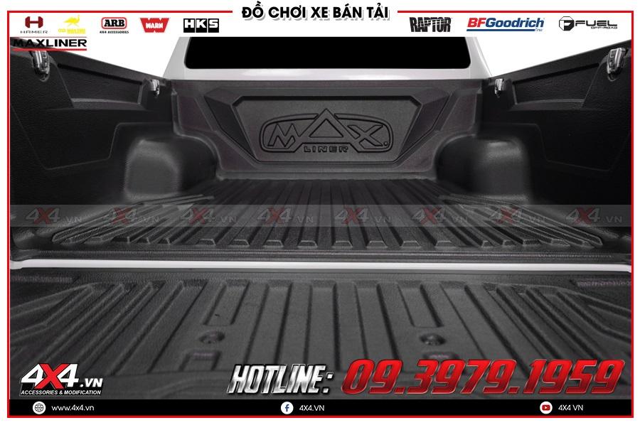 Tư vấn lắp đặt tấm lót thùng Maxliner cho xe Ford Ranger cực chất