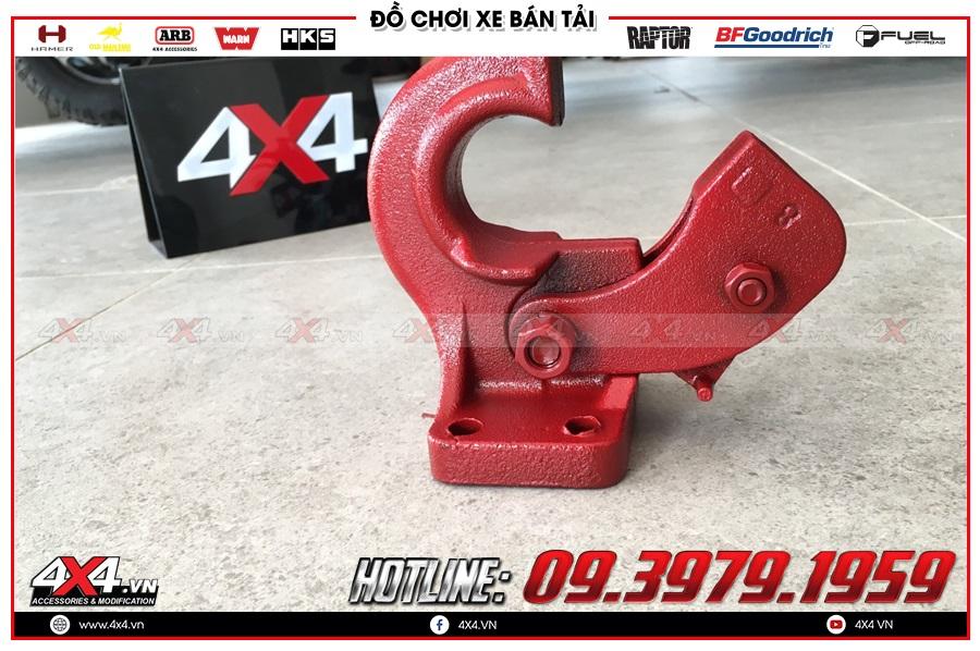 Sự tiện ích khi độ móc kéo càng cua sau Xe bán tải tại gara 4x4