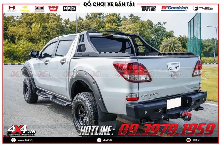 Chuyên cung cấp móc kéo sau càng cua xe Mazda BT50 2020 tại TP.HCM