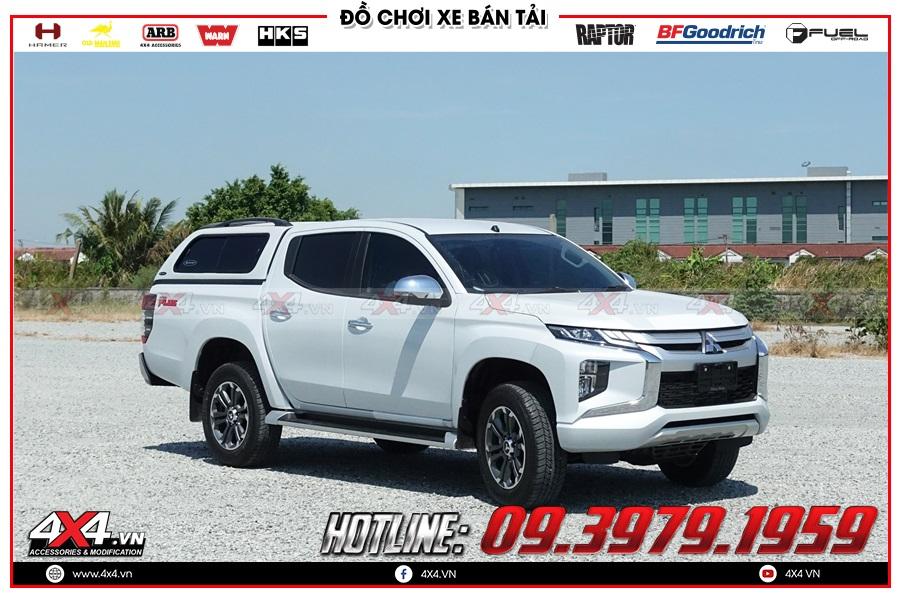 Chuyên phân phối nắp thùng cao dành cho xe Mitsubishi Triton cực đẹp giá tốt