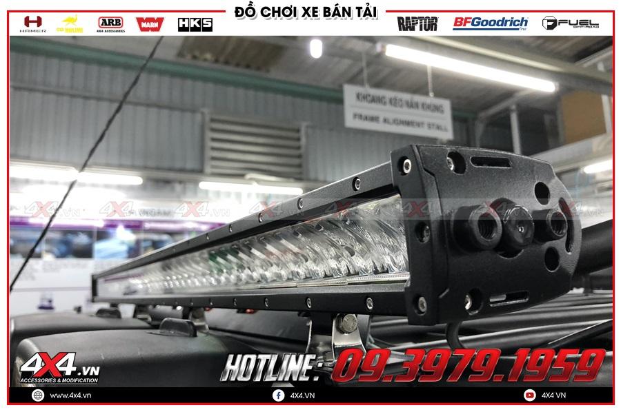 Khuyến mại Đèn led bar trợ sáng xịn nhất dành cho Hilux
