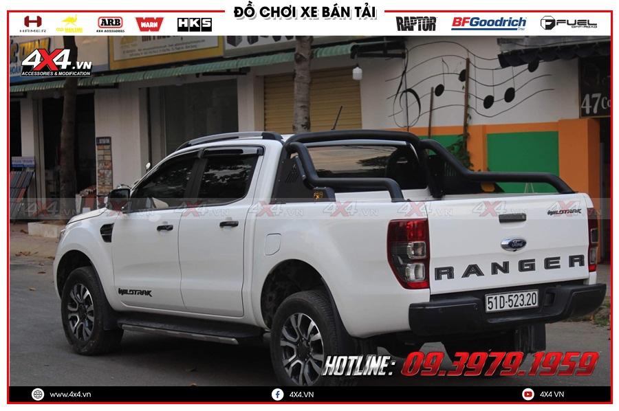 Chuyên cung cấp thanh thể thao OFX dành cho xe Bán tải nhập khẩu Thái Lan