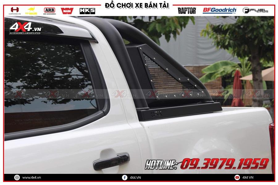 Chuyên độ thanh thể thao thương hiệu OFX dành cho xe Bán tải