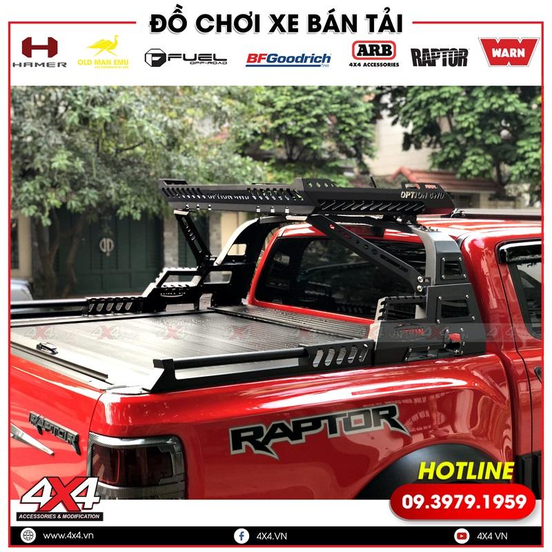Xe bán tải Ford Ranger Raptor độ thanh thể thao Option 4wd cực đẹp và đẳng cấp