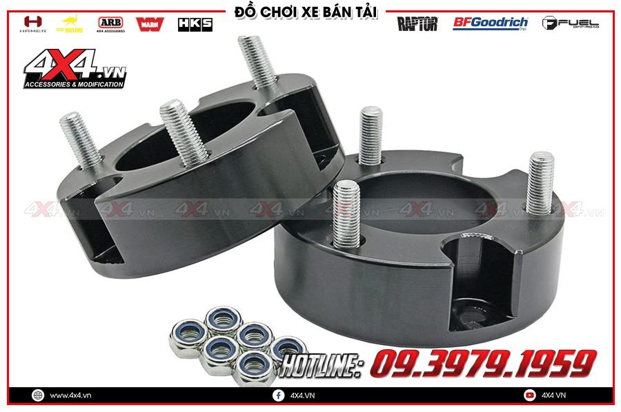 Tại sao anh chị cần lắp spacer phuộc cho xe Mazda BT50 của mình ?