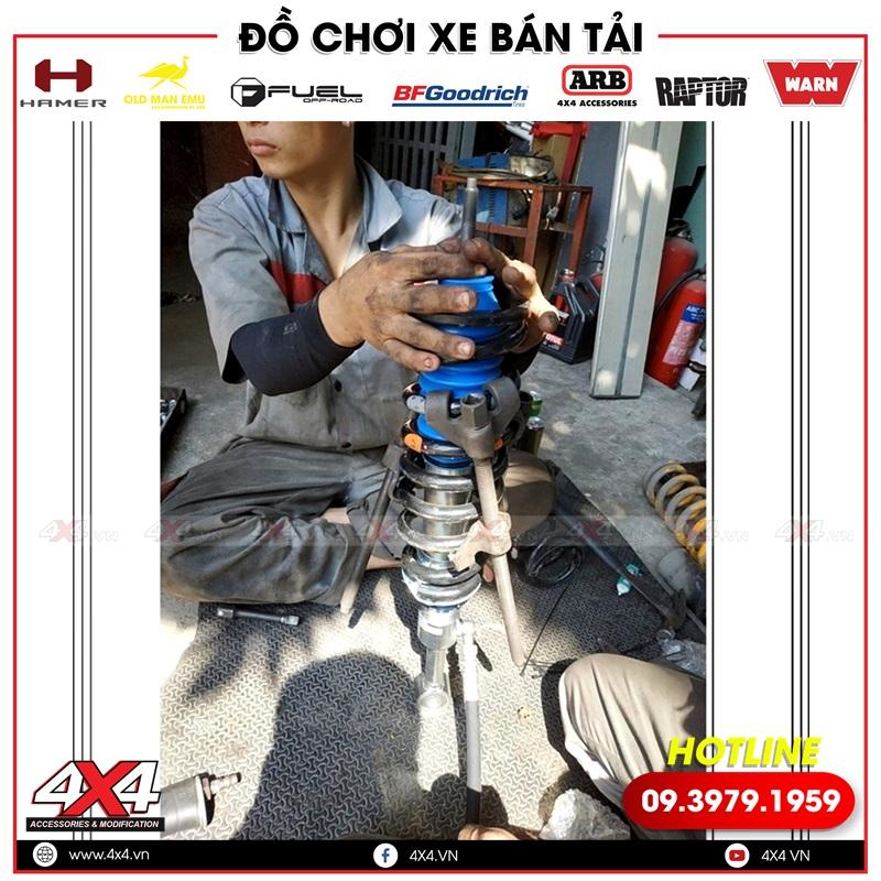 Phuộc Độ profender trung cấp nhập khẩu Thái lan dành độ cho Toyota Hilux