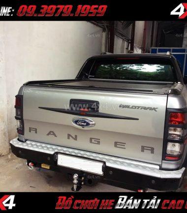 Tấm ảnh: Cản sau Jungle PJ 261 cho xe bán tải Ford Ranger 2018 ở Sài Gòn