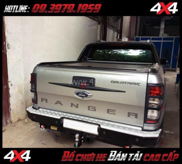 Giá bán cản sau dành cho xe Ford Ranger của hãng Jungle hàng nhập Thailand