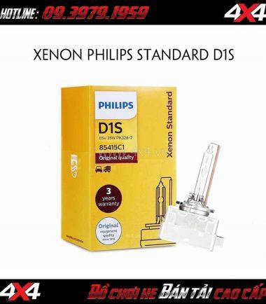 Chuyên bán bóng Đèn Xenon Philips Standard D1s – 4300k dành cho xe ô tô, xe bán tải