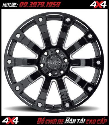 Photo bán mâm 18 inch: : Mâm Black Rhino SelKirk 18x9 ET-12 đẹp và mạnh mẽ dành cho xe ô tô xe bán tải ở TpHCM